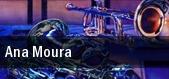 Ana Moura Carolina Theatre tickets