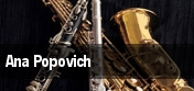 Ana Popovich tickets