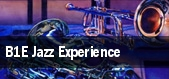 B1E Jazz Experience Oakland tickets