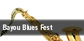 Bayou Blues Fest tickets