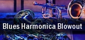 Blues Harmonica Blowout Cascade Theatre tickets