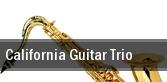 California Guitar Trio San Juan Capistrano tickets