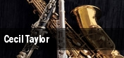 Cecil Taylor tickets