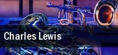 Charles Lewis tickets