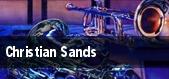 Christian Sands San Antonio tickets