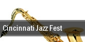 Cincinnati Jazz Fest Cincinnati tickets