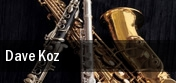 Dave Koz Cerritos Center tickets