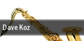 Dave Koz Mesa Arts Center tickets