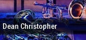 Dean Christopher tickets
