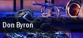Don Byron tickets
