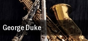 George Duke New York tickets