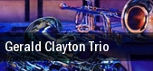 Gerald Clayton Trio tickets