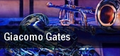 GIACOMO GATES tickets