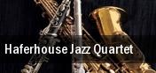 Haferhouse Jazz Quartet Mahaffey Theater At The Progress Energy Center tickets