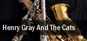 Henry Gray and the Cats tickets