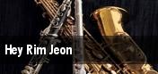 Hey Rim Jeon Berklee Performance Center tickets