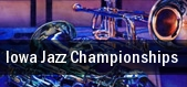 Iowa Jazz Championships Des Moines tickets