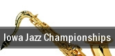 Iowa Jazz Championships tickets