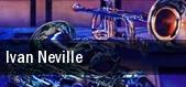 Ivan Neville 8x10 Club tickets