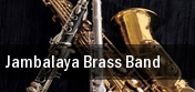 Jambalaya Brass Band tickets