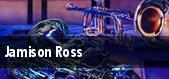 Jamison Ross tickets