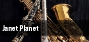 Janet Planet tickets