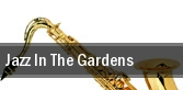 Jazz In The Gardens tickets