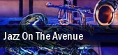 Jazz On The Avenue King Arts Complex tickets