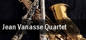 Jean Vanasse Quartet L'Astral tickets
