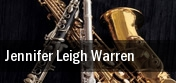Jennifer Leigh Warren tickets