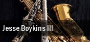 Jesse Boykins III New York tickets