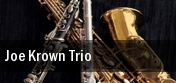 Joe Krown Trio tickets