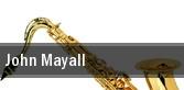 John Mayall Alexandria tickets