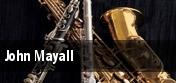 John Mayall Annapolis tickets