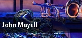 John Mayall Soho Restaurant And Music Club tickets