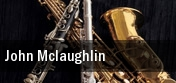 John McLaughlin Raleigh tickets
