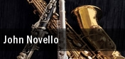 John Novello tickets