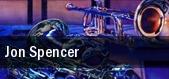 Jon Spencer Turner Hall Ballroom tickets