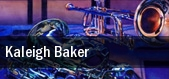 Kaleigh Baker New York tickets