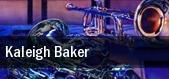 Kaleigh Baker New York tickets