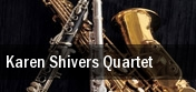 Karen Shivers Quartet Dimitrious Jazz Alley tickets