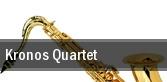 Kronos Quartet Seattle tickets