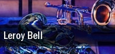 Leroy Bell tickets