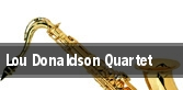 Lou Donaldson Quartet tickets