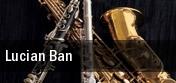 Lucian Ban tickets