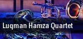 Luqman Hamza Quartet Blue Room tickets