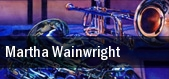 Martha Wainwright Milwaukee tickets