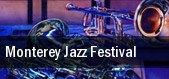 Monterey Jazz Festival Monterey tickets
