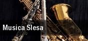 Musica Slesa tickets