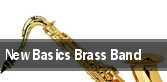 New Basics Brass Band tickets